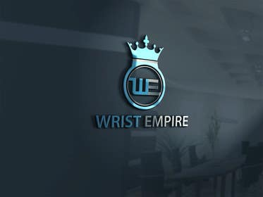 #25 untuk Design a Logo for Wrist Empire oleh alikarovaliya