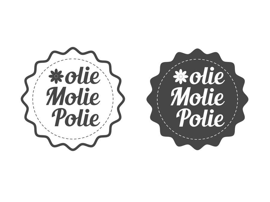"""Konkurrenceindlæg #6 for Design a Logo for a personal blog """"OlieMoliePolie"""""""