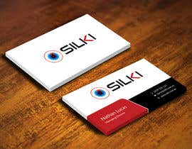 #297 untuk Design some Business Cards for Silki oleh dinesh0805