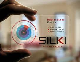 #22 untuk Design some Business Cards for Silki oleh imtiazmahmud80