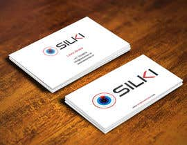 #274 untuk Design some Business Cards for Silki oleh gohardecent