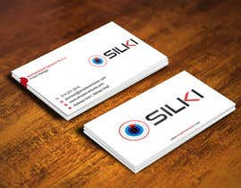 #284 untuk Design some Business Cards for Silki oleh gohardecent