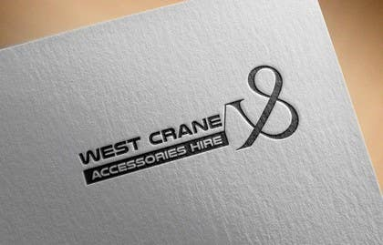 #17 for Design a Logo for West Crane & Access Hire af mdrashed2609