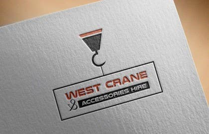 #18 for Design a Logo for West Crane & Access Hire af mdrashed2609