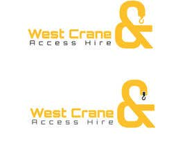 #7 for Design a Logo for West Crane & Access Hire by hics