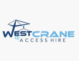 #22 for Design a Logo for West Crane & Access Hire af ngahoang