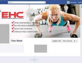 Nro 39 kilpailuun Design a Banner for Facebook käyttäjältä moiraleigh19