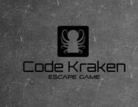 "sandwalkers tarafından Design a Logo for an ""Escape Game"" brand. için no 65"