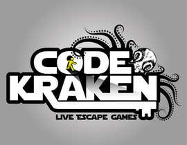 "#120 untuk Design a Logo for an ""Escape Game"" brand. oleh Zsuska"