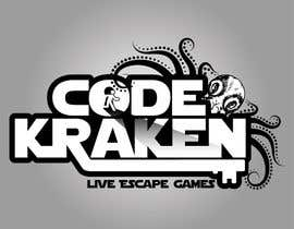 "#121 untuk Design a Logo for an ""Escape Game"" brand. oleh Zsuska"