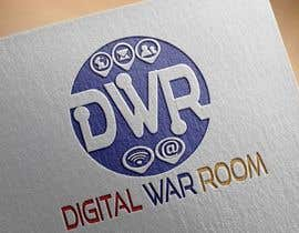 #59 for Digital War Room Logo and Business Card af saonmahmud2