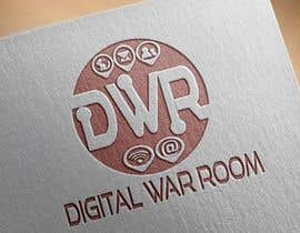 #61 for Digital War Room Logo and Business Card af saonmahmud2