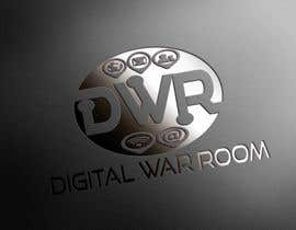 #62 for Digital War Room Logo and Business Card af saonmahmud2