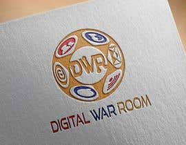 #76 for Digital War Room Logo and Business Card af saonmahmud2