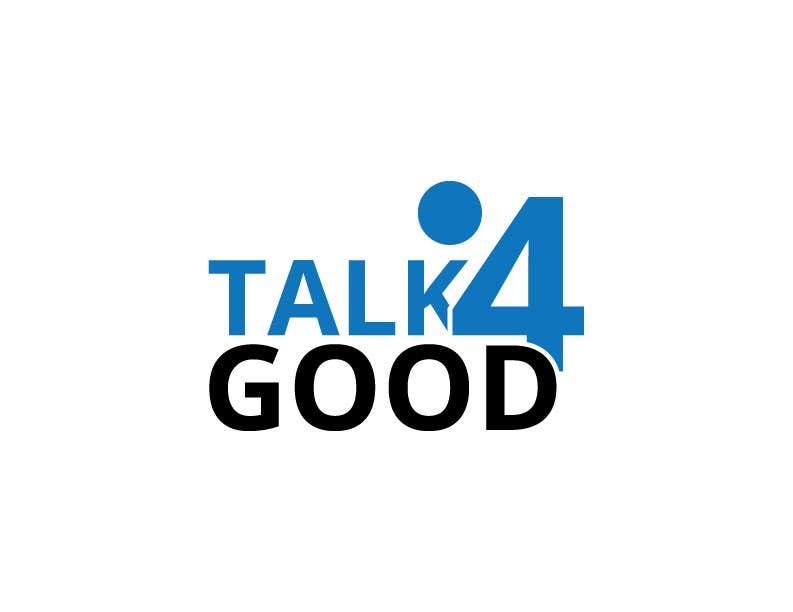 Penyertaan Peraduan #20 untuk Talk4Good Company Logo