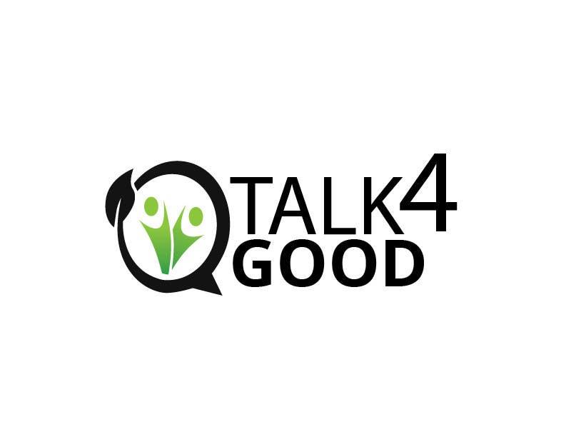Penyertaan Peraduan #29 untuk Talk4Good Company Logo