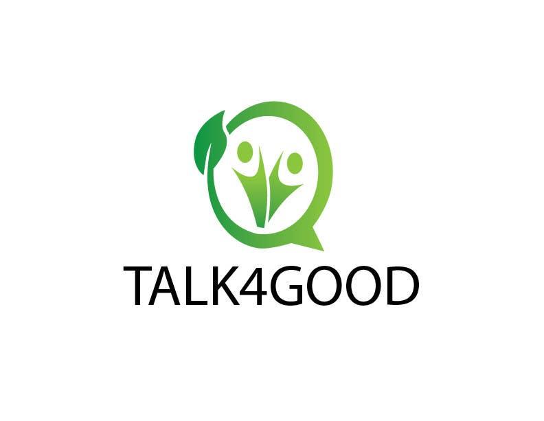 Penyertaan Peraduan #30 untuk Talk4Good Company Logo
