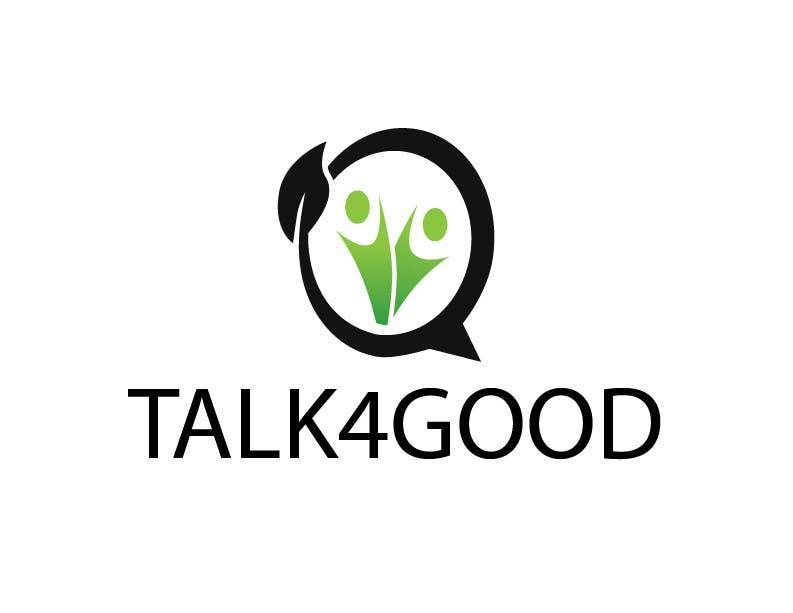 Penyertaan Peraduan #31 untuk Talk4Good Company Logo