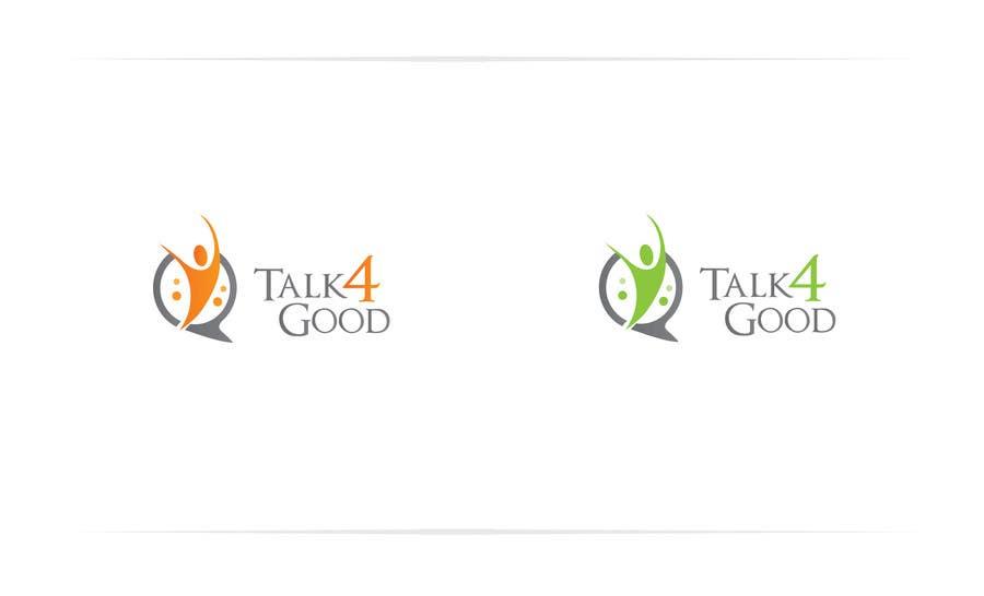 Penyertaan Peraduan #14 untuk Talk4Good Company Logo