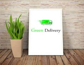 #23 for Logo - Green Delivery by Junaidy88