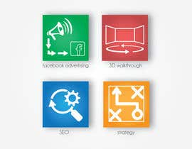 #2 untuk Design some Icons for Website oleh jessebauman