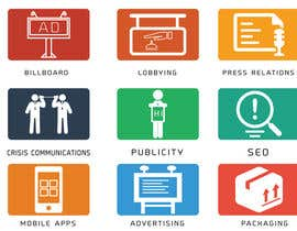 #22 untuk Design some Icons for Website oleh DesignStorm15
