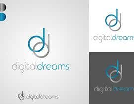 Nro 30 kilpailuun Design a Logo for Digital Dreams käyttäjältä Attebasile