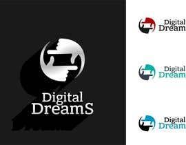 Nro 57 kilpailuun Design a Logo for Digital Dreams käyttäjältä maximchernysh