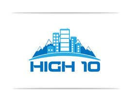 #8 untuk LOGO DESIGN with commercial buildings and mountains oleh georgeecstazy