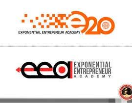 Nro 14 kilpailuun Design a Logo for the Exponential Entrepreneur Academy käyttäjältä KilaiRivera