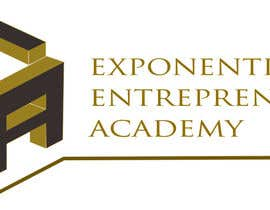 Nro 11 kilpailuun Design a Logo for the Exponential Entrepreneur Academy käyttäjältä samnishanth02