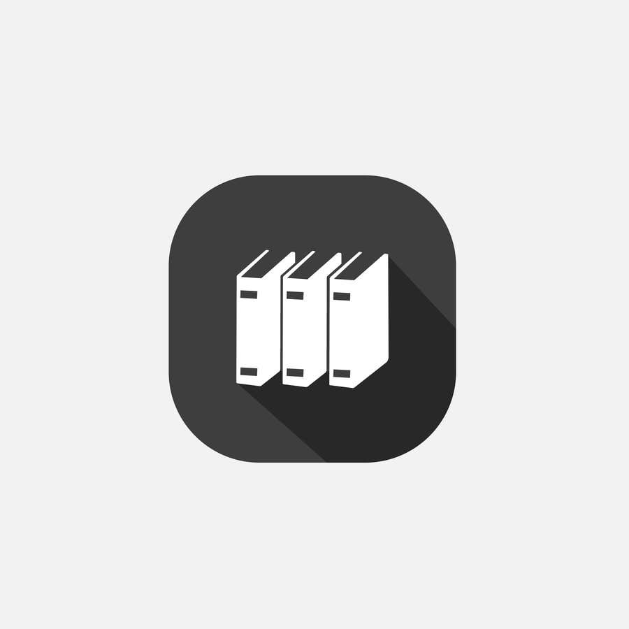 Penyertaan Peraduan #247 untuk Design a Logo for the Library For All application!