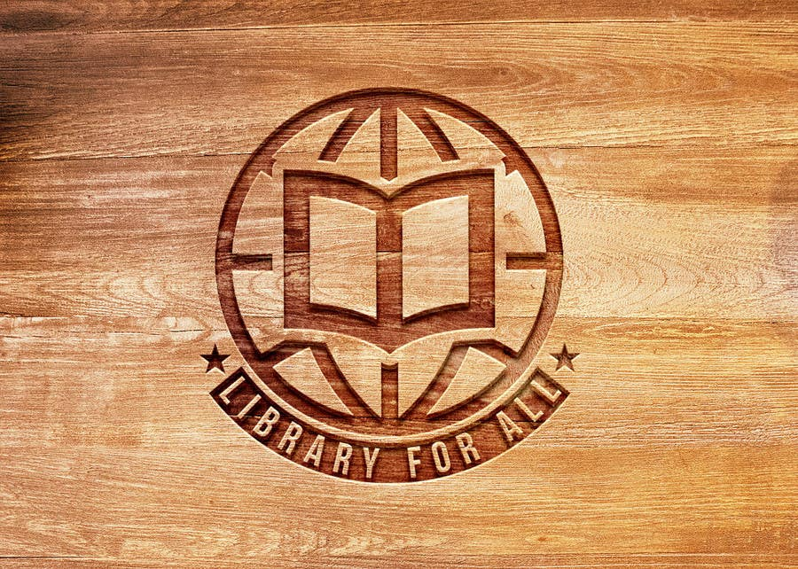 Penyertaan Peraduan #338 untuk Design a Logo for the Library For All application!
