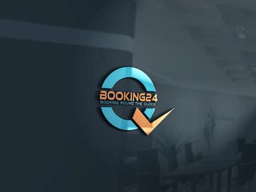 #36 untuk Design a Logo for an ONLINE BOOKING AGENCY oleh olja85