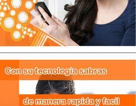 Nro 1 kilpailuun Diseñar Folleto PDF e Impreso para venta de Producto käyttäjältä esterafer