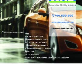 #1 untuk Design a Flyer for AMS RENT A CAR oleh aboodymaher