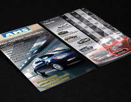 #3 para Design a Flyer for AMS RENT A CAR por axelcastillo11