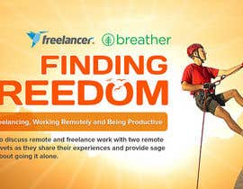 #110 untuk Design a Banner for a Freelancer/Breather Event in San Francisco oleh ideasign
