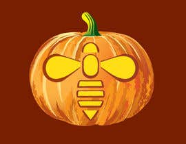 #27 for Illustrate Something for Honey Bee carved into a Pumpkin by Arturios505