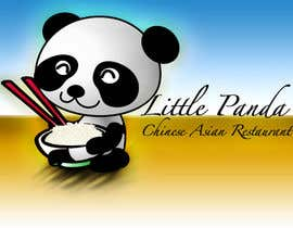 #79 para A Panda Logo Design for Chinese Restaurant de GkweDesign