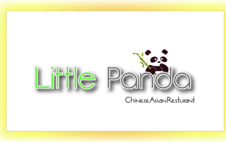 Inscrição nº                                         32                                      do Concurso para                                         A Panda Logo Design for Chinese Restaurant
