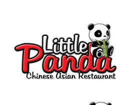 nº 71 pour A Panda Logo Design for Chinese Restaurant par jessitography