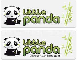 #52 para A Panda Logo Design for Chinese Restaurant de nyekocreative