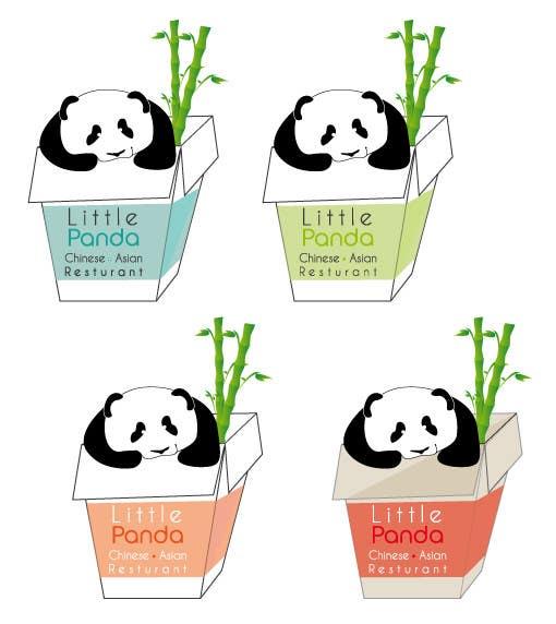 Inscrição nº                                         94                                      do Concurso para                                         A Panda Logo Design for Chinese Restaurant