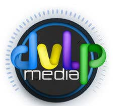 #180 for Design a Logo for dvlp (develop) media - Please Read Description! by alidicera