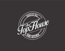 #34 untuk Design a logo for the Top House oleh FERNANDOX1977