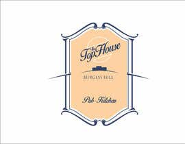 #40 untuk Design a logo for the Top House oleh FERNANDOX1977