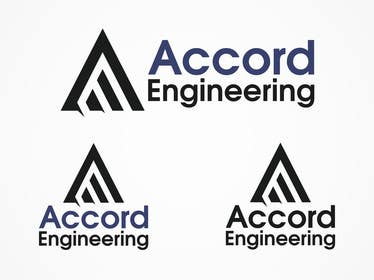 #46 untuk Design a Logo for Accord Engineering oleh tedi1