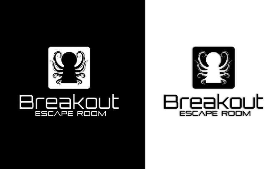 Kilpailutyö #246 kilpailussa Design a Logo for Breakout