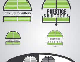 #188 for Design a Logo for prestigeshutters.co.uk af nIDEAgfx